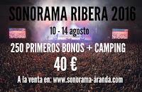 Sonorama Ribera recuerda 2015