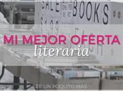 mejor oferta literaria