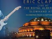 Lista cines españoles donde concierto aniversario Eric Clapton