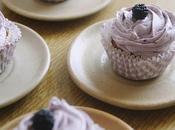 Receta: Cupcakes mora silvestre