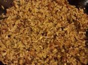 Chau fun… gracioso arroz integral