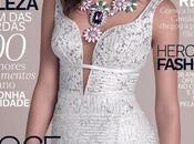 Isabeli Fontana hace doble portada Vogue Brasil