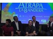 Rueda prensa-Atrapa bandera Dani Rovira,Michelle Jenner director Enrique Gato