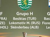 Portugueses UEFA Europa League 2015/16