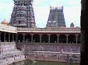 templo habitantes: Madurai India)