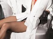 Lady Gaga luce vampírica para sesión Entertaiment Weekly