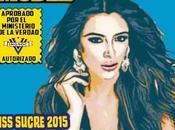 Miss Sucre 2015 Maydeliana Díaz cómic como generador sentido