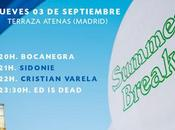 Summer Break Llega Madrid