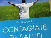 """Participa sorteo libros """"Contagiate Salud"""""""