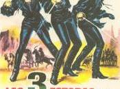 TRES ESPADAS ZORRO, spade Zorro) (España, Italia; 1963) Aventuras
