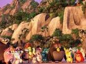 Nuevas imágenes película animada Angry Birds