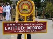 Quito, visitando Mitad Mundo