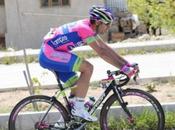Maximiliano Richeze único argentino Vuelta España