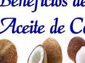 Beneficios Aceite Coco para Salud