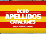 Afiche trailer Ocho apellidos Catalanes. Estreno España, Noviembre 2015