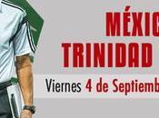 Seguir vivo juego México Trinidad Tobago