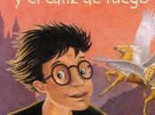 Harry Potter: caliz fuego Reseña Libro