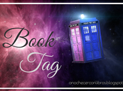 Book Tag: Tardis Doctor