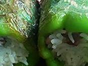 simpatico hombrecillo verde (pimientos rellenos)
