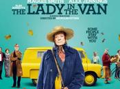 "Quad póster para ""the lady van"" maggie smith"