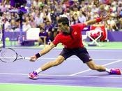 Djokovic trabajó cuenta pero está cuartos Open