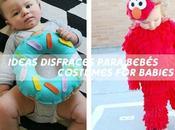 Inspiracion disfraces para bebes