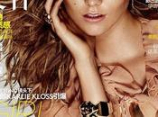 Karlie Kloss aterriza portada octubre Vogue China