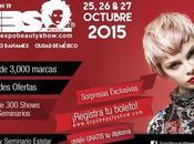 Expo Beauty Show 2015 México Exposición internacional Belleza