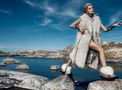 Lily Donaldson Reina Nórdica Vogue Japón