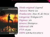 Reseña: Legend Marie