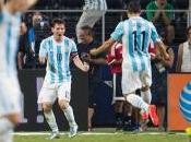 Messi apagó fiesta mexicana regaló empate 'Albiceleste' amistoso (VIDEO)