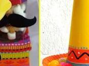 Manualidades para fiesta Mexicana