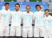Argentina tiene equipo confirmado para enfrentar Bélgica Copa Davis