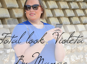 Total Look Violeta Mango Outfit