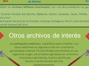 Archivos Militares (I): españoles documentación militar