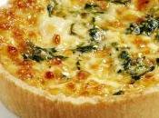 Quiche marinera. Nutrición recetas Cantabriaentuboca.net