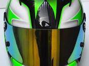 Aerografía Arai Karting