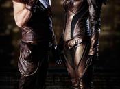 vistazo oficial Hawkman Hawkgirl serie Legends Tomorrow