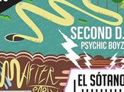 Mañana fiesta after dcode second dj´s sótano