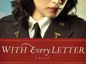 """""""With every letter"""", Sarah Sundin: amor epistolar Segunda Guerra Mundial"""