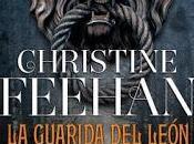 Reseña: guarida león, Christine Feehan