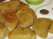Empanadilla setas jamón