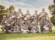 Normalizar lactancia materna ejército