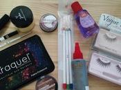 Haul Krika, maquillaje colombiano más.