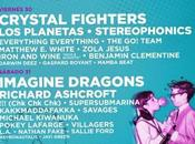 Richard Ashcroft, Planetas, Stereophonics Crystal Fighters completan BIME Live 2015