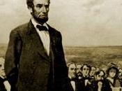"""Abraham Lincoln gobierno pueblo, pueblo para pueblo"""""""