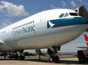 Cathay Pacific Airways conectará directamente Madrid Hong Kong.