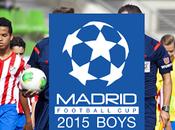 'Madrid Football Cup' (Alcobendas 18/20 Septiembre) quiere mejor torneo infantil mundial