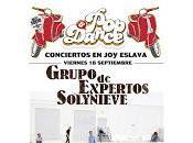 Grupo expertos Solynieve Eslava dentro dance
