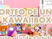 Sorteo kawaiibox